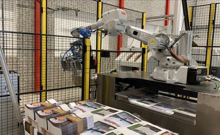 Robot fra ABB