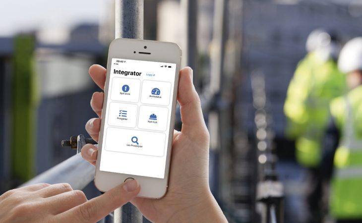 Bilde av mobil-app