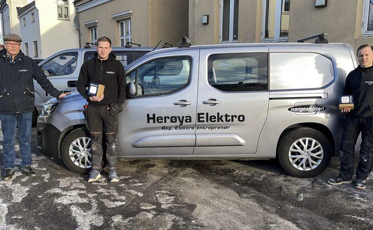 Herøya Elektro