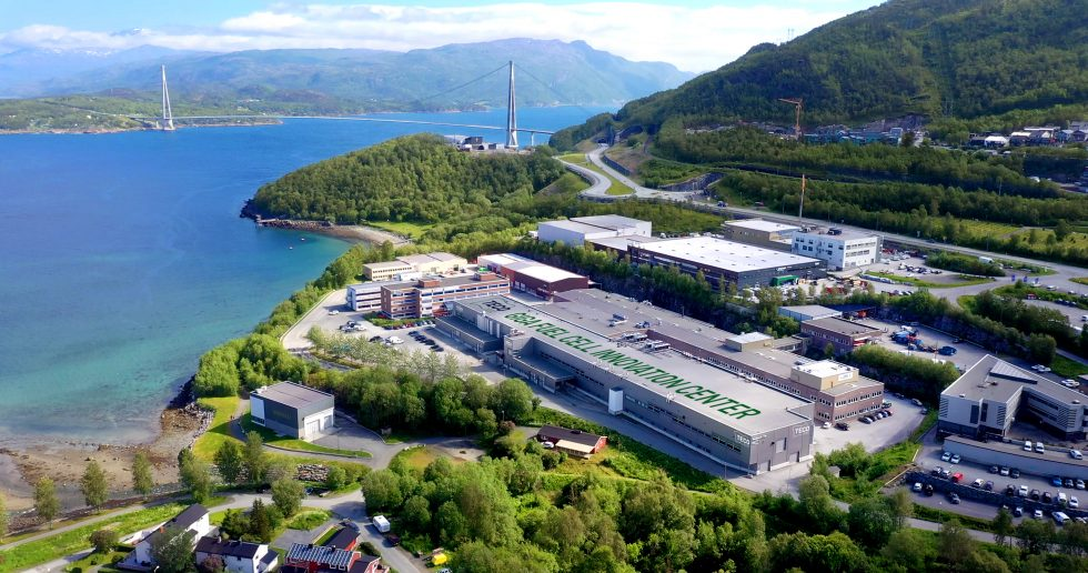 Teco i Narvik